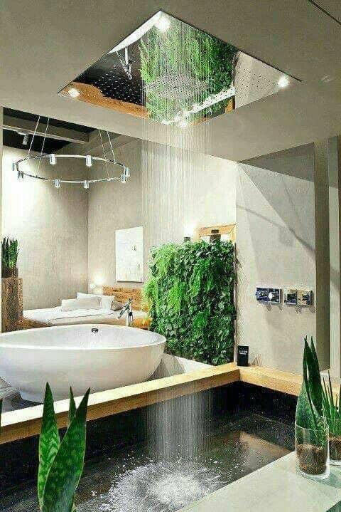 Cómo Crear un Cuarto de Baño Ecológico Crear un Baño Más ...