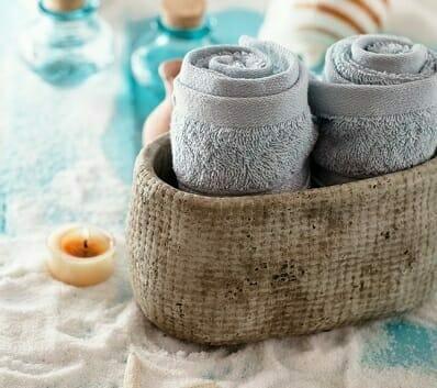 Toallas Pequeñas para Baño